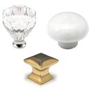 Cal Crystal Cabinet Knobs