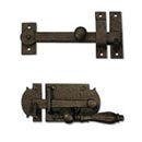 Coastal Bronze - Door - Latches