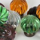 Lew's Hardware Melon Glass Knob Series