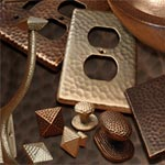 The Copper Factory - Copper Bathroom Accessories & Decorative Hardware